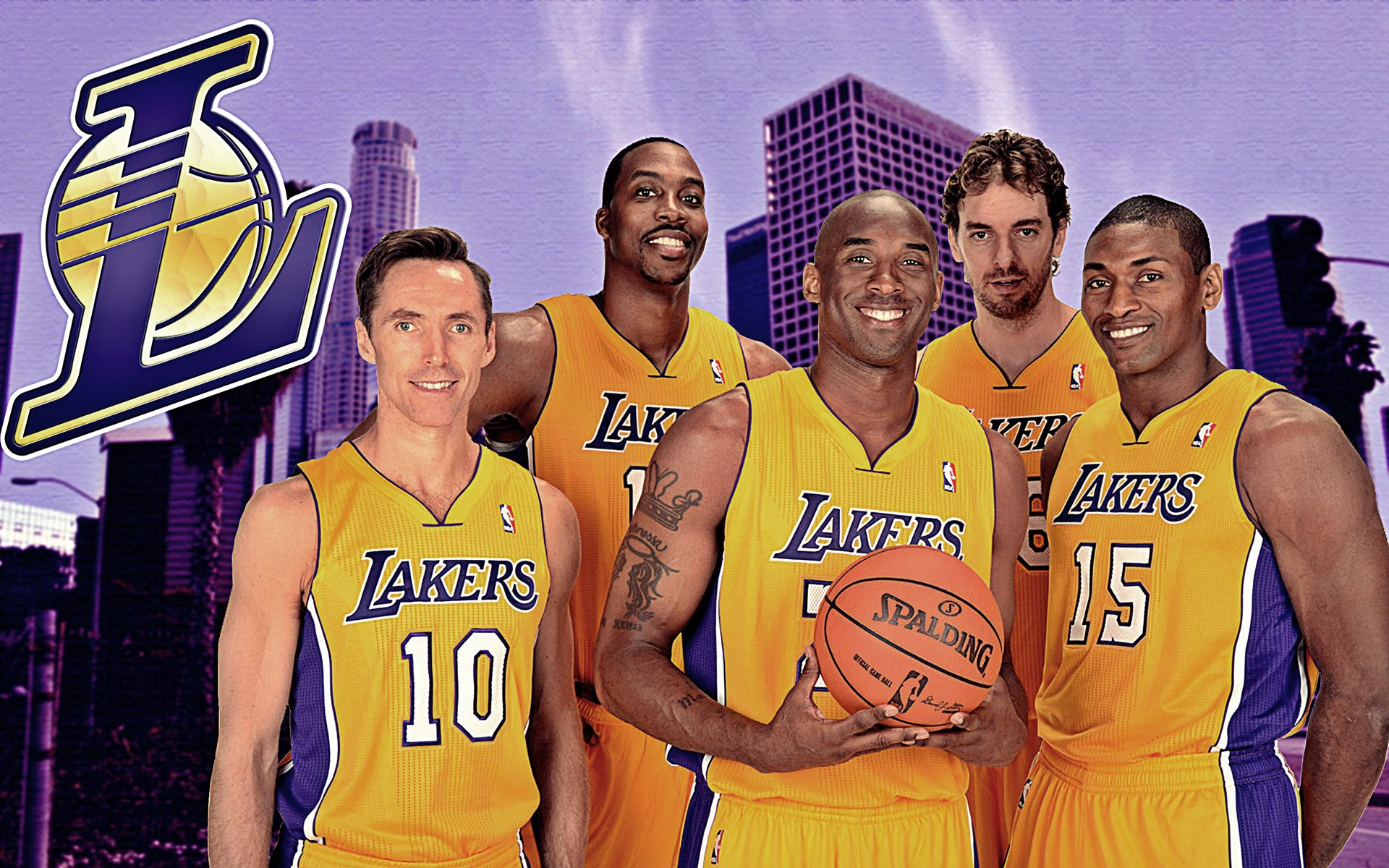 La Lakers Wallpaper La Lakers Los Angeles Lakers Sports