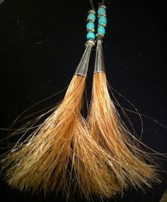 horse hair jewelry tutorial - Google Search