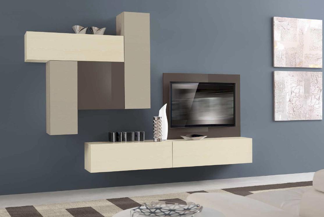 Mobili A Parete Componibili.Mobili Tv Moderni Ikea Con Mobili Componibili Besta Ikea E Parete