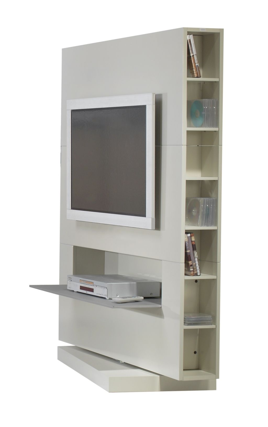 Meuble tv design contemporain et moderne tempo 7 - Meuble separation de pieces design ...