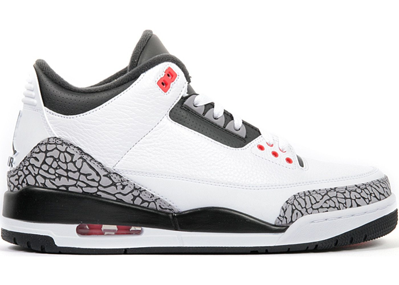 1cf832e8 Check out the Jordan 3 Retro Infrared 23 available on StockX ...
