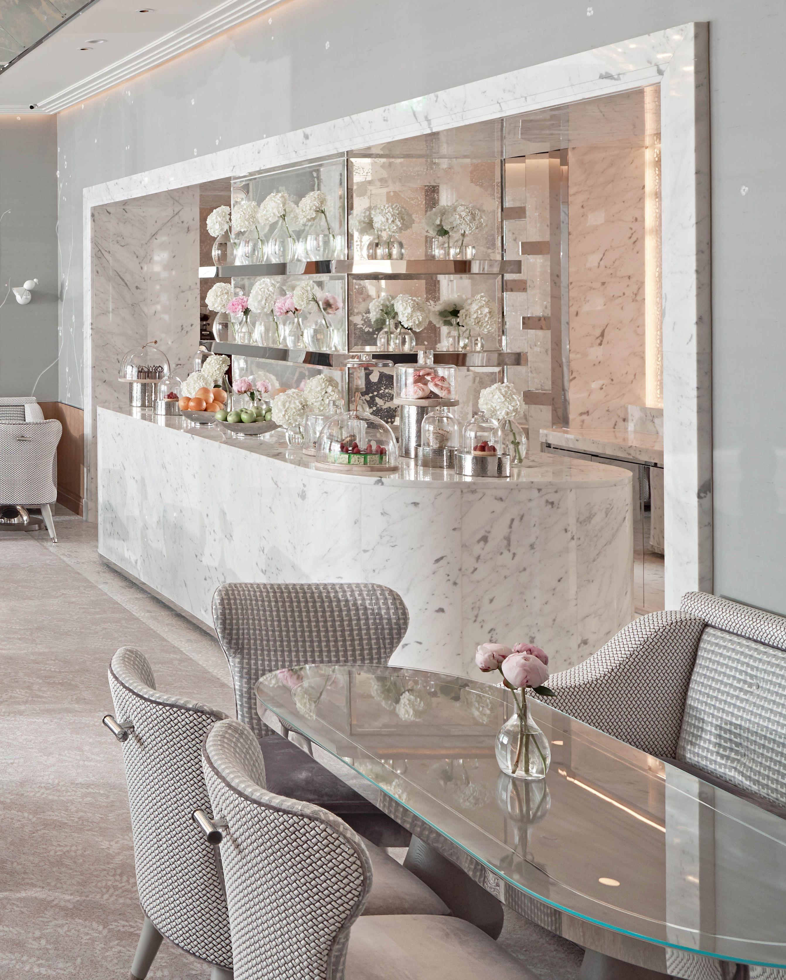 Robert Angell Design International Collins Room