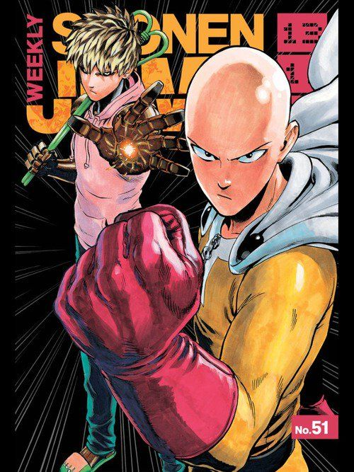 Trivia : Per ONE, although he's bald, Saitama has hair everywhere else on his body.  Saitama had part time jobs as a construction worker and a convenience store worker.  Genos can sleep because he has a 'sleep mode.' Genos' face is essentially the same as it was when he was human. Dr. Kuseno slowly aged him up as he grew older.  Saitama has not used any of the money Genos brought with him.