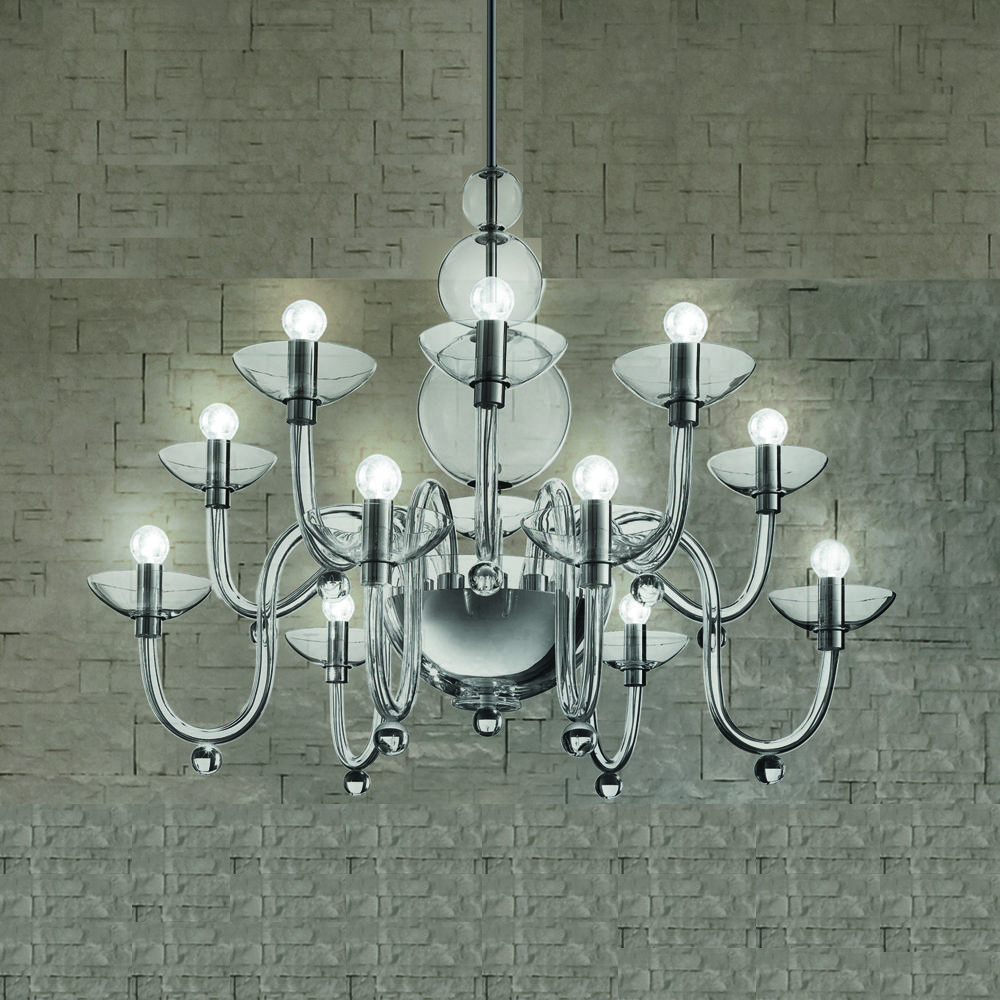 Danieli L12 Chandeliers By Leucos List Price At Opad Is 12 096 00
