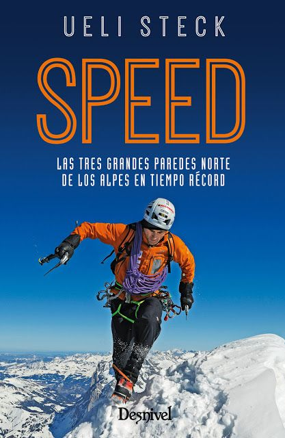 Tan alto el silencio: 'Speed', de Ueli Steck