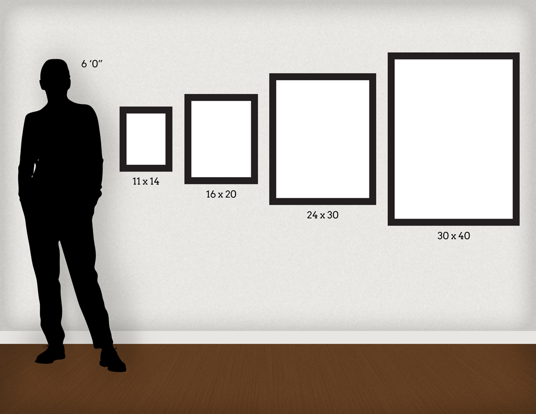 Size chart my office pinterest chart wall ideas and photo wall size chart jeuxipadfo Gallery