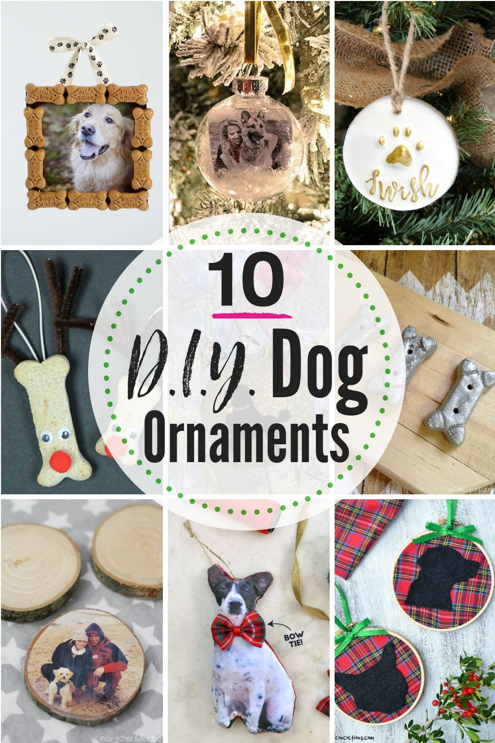 71 best dog ornaments to buy 10 more options to diy
