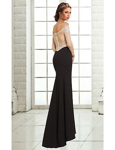 Vestido - Longo Sereia - Ombro a Ombro – BRL R$ 454,83