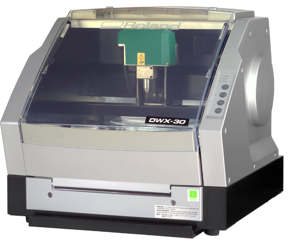Used ROLAND DWX-30 CAD/CAM Milling Machine For Sale