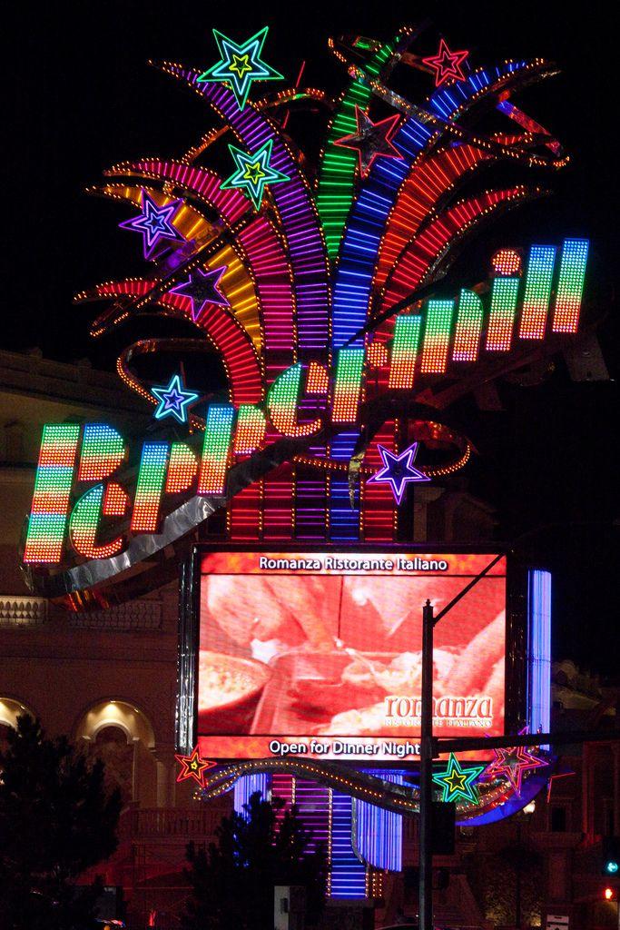 Peppermill Resort Spa Casino. Reno, Nevada