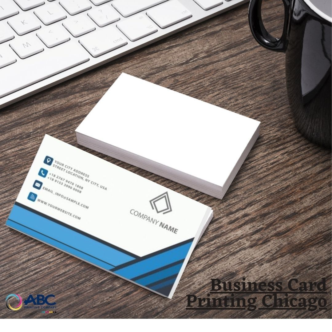 Business Card Printing Chicago Printing Business Cards Cheap Business Cards Abc Print