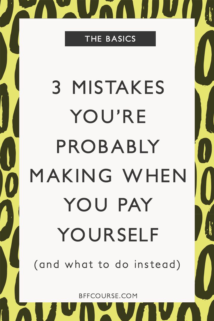 3 mistakes youre probably making when you pay yourself sole owner pay paying yourself how to pay yourself small business sole proprietor solutioingenieria Choice Image