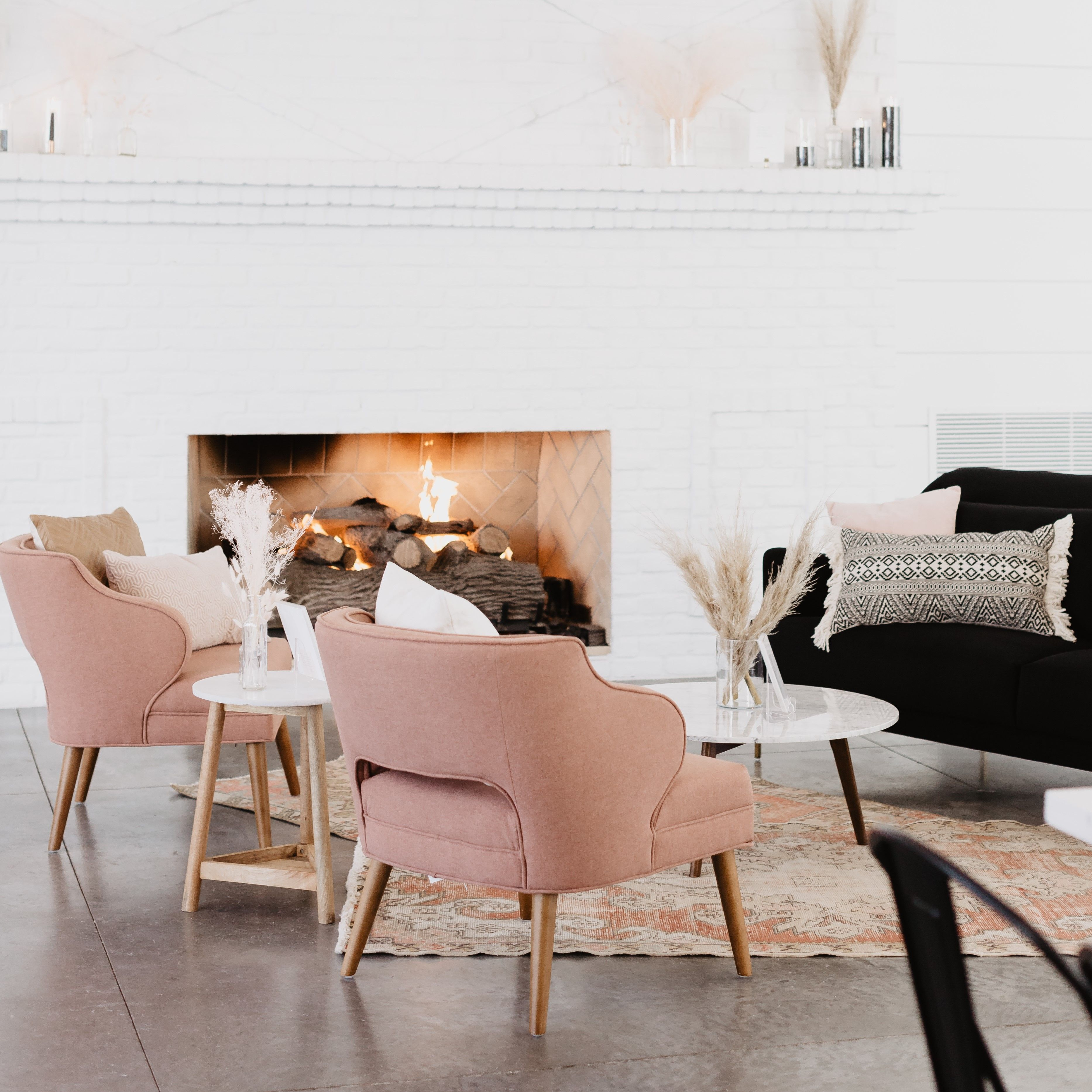 minneapolis rental company collected co featuring styled lounges rh pinterest com