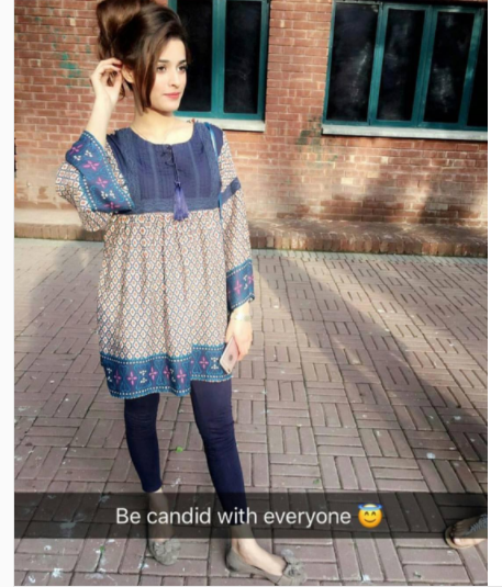74db725fcd8b 20 Classy Outfits for Pakistani Girls with Short Height