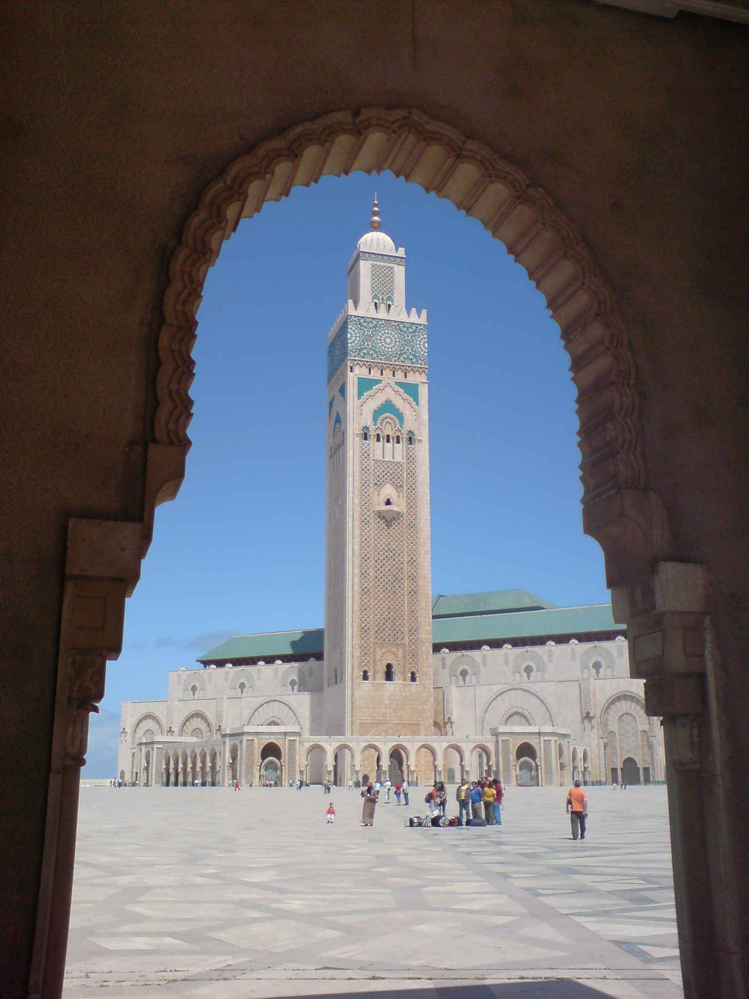 Casablanca Morocco Explore the World with