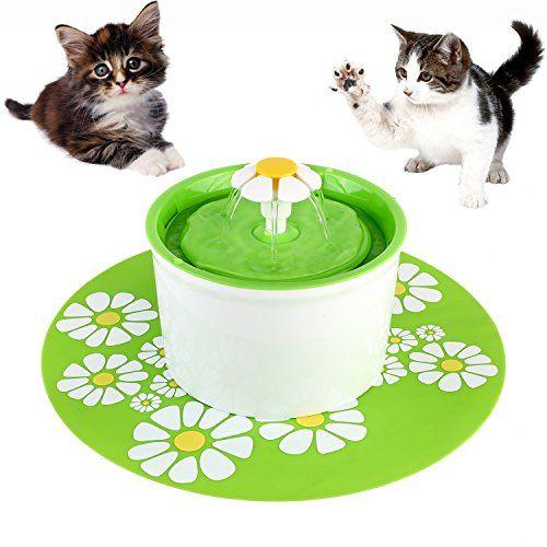 Bebederos Para Perros Automaticos Cat Water Fountain Pet Water Fountain Pets