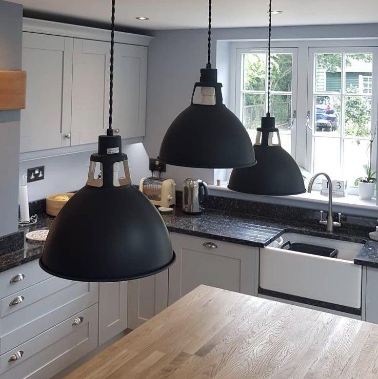 Blue Pearl Granite Worktop Kitchen Granite Countertops Kitchen Kitchen Design