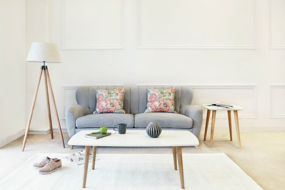 Update your small living room on a