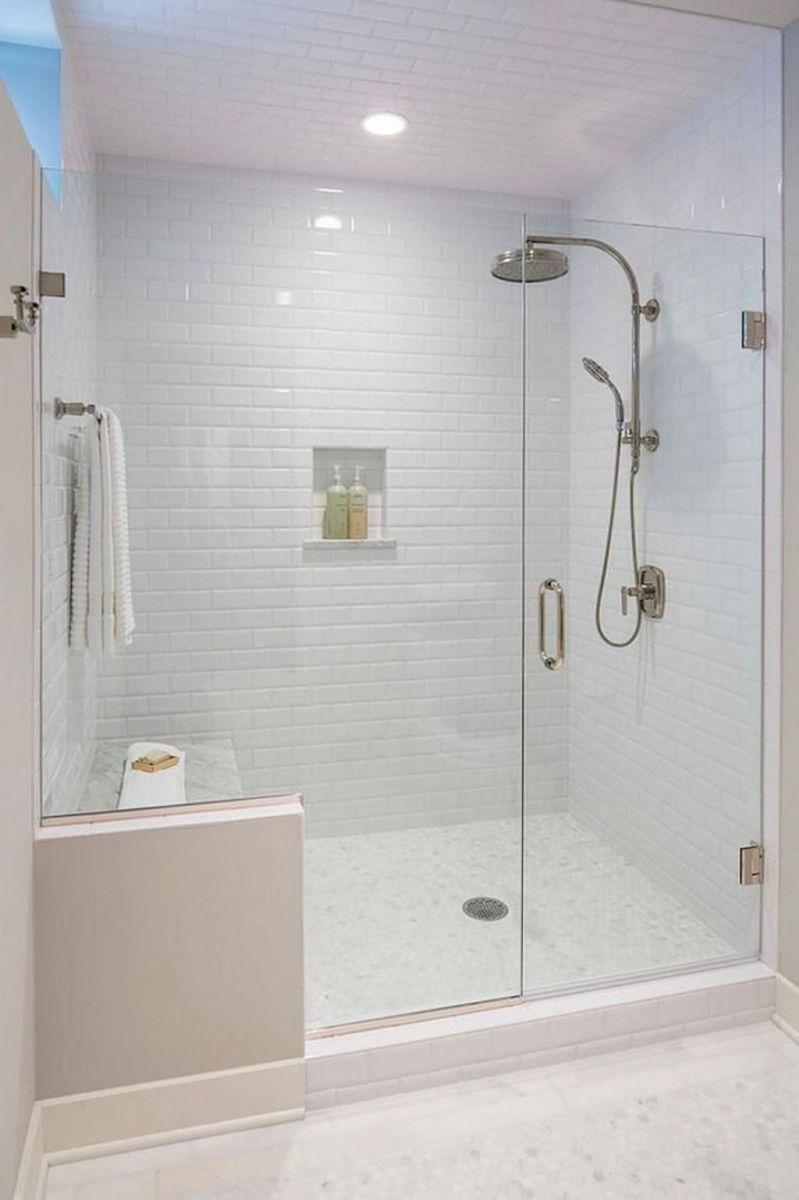 01 beautiful bathroom shower remodel ideas bathroom remodel rh pinterest com