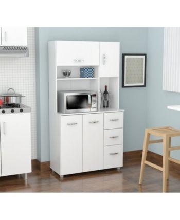 inval america kitchen storage cabinet white products in 2019 rh pinterest com