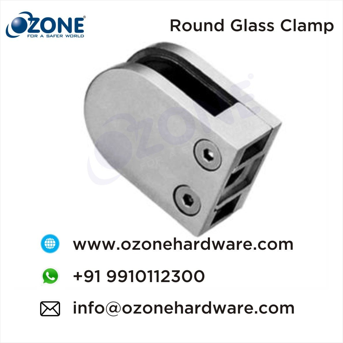 Round #Glass #Clamp (for #Flat #Surface), #Glass #Clamps