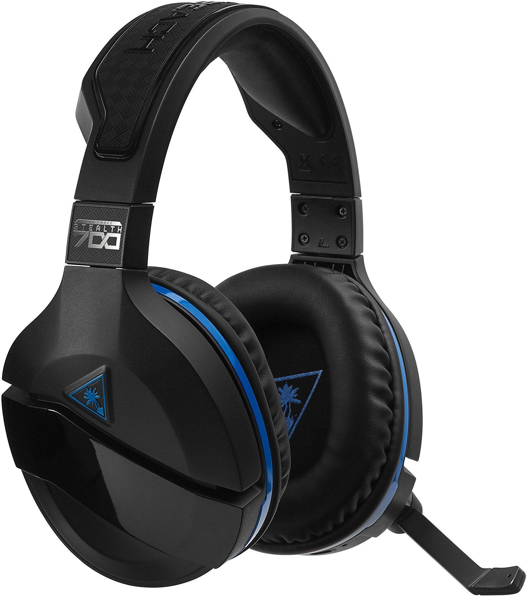 Amazon Com Turtle Beach Stealth 700 Premium Wireless Surround Sound Gaming Heads Best Gaming Headset Wireless Surround Sound Wireless Gaming Headset