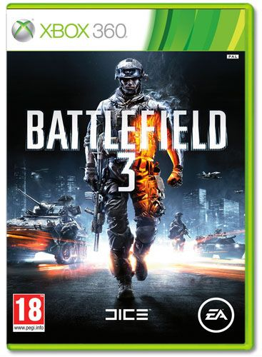 Battlefield 3 Xbox 360 With Images Battlefield 3 Pc