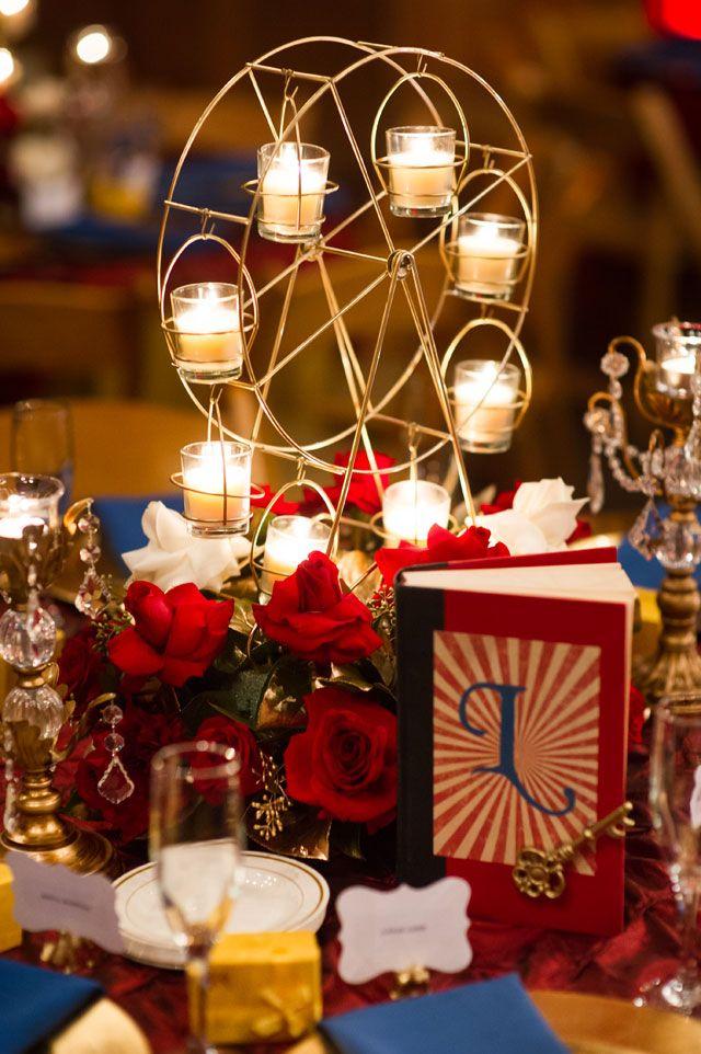 Vintage Circus Themed New Year's Eve Wedding | CREATIVE ...