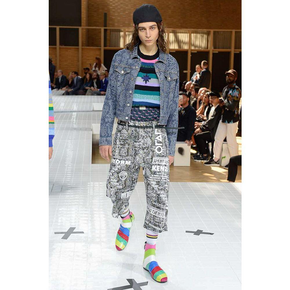 Défilé Été Menswear Pinterest Printemps 2017 Kenzo UxnB8SwYq6
