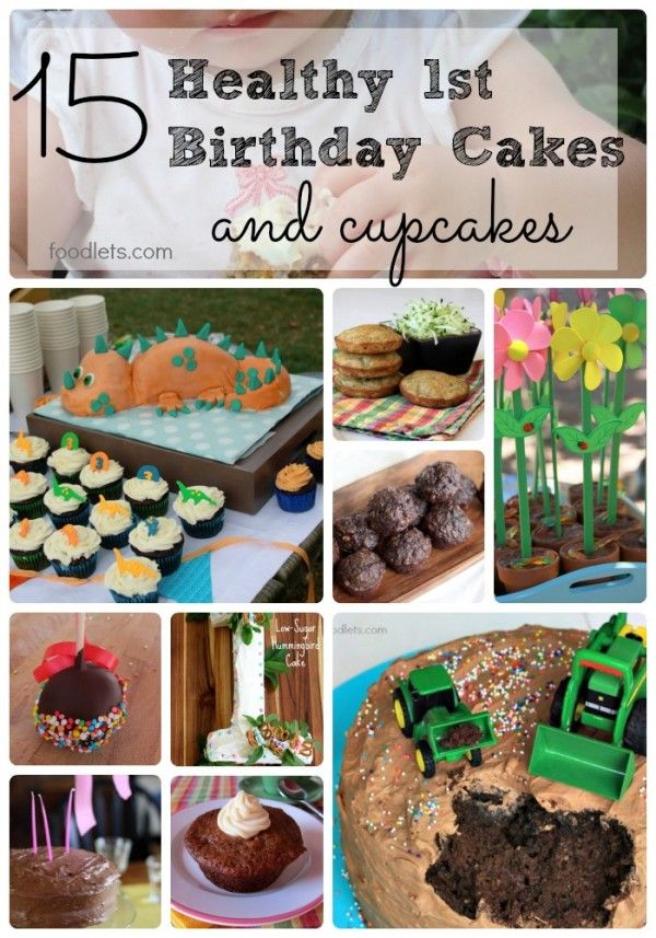 15 healthy first birthday cakes lowsugar sweetened with honey