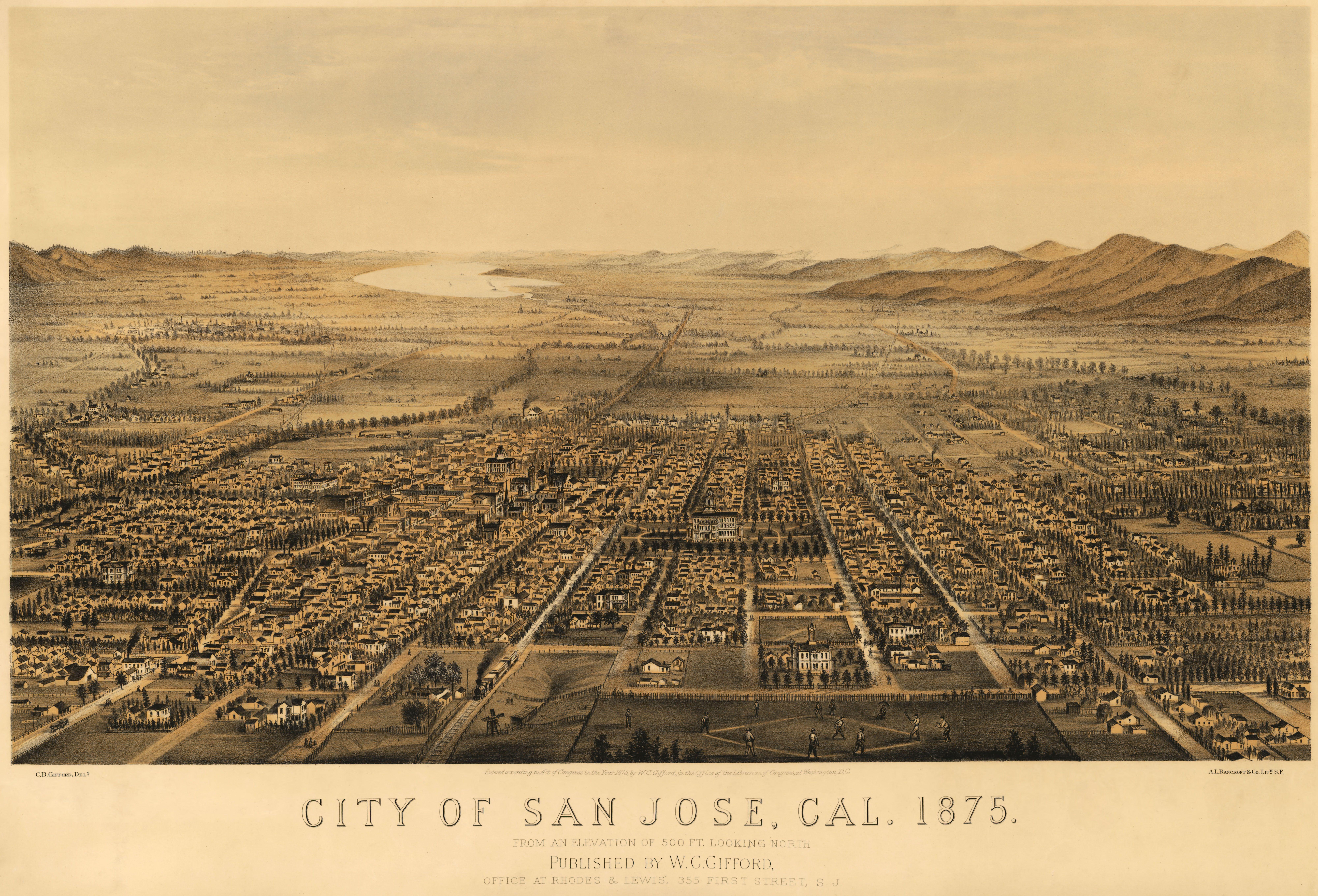 San Jose California A place very dear