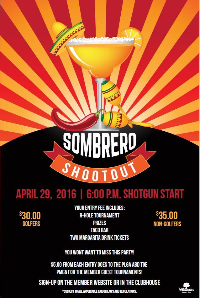 Taco Tuesdays Cindo De Mayo Sombrero Mexican Theme Event Flyer