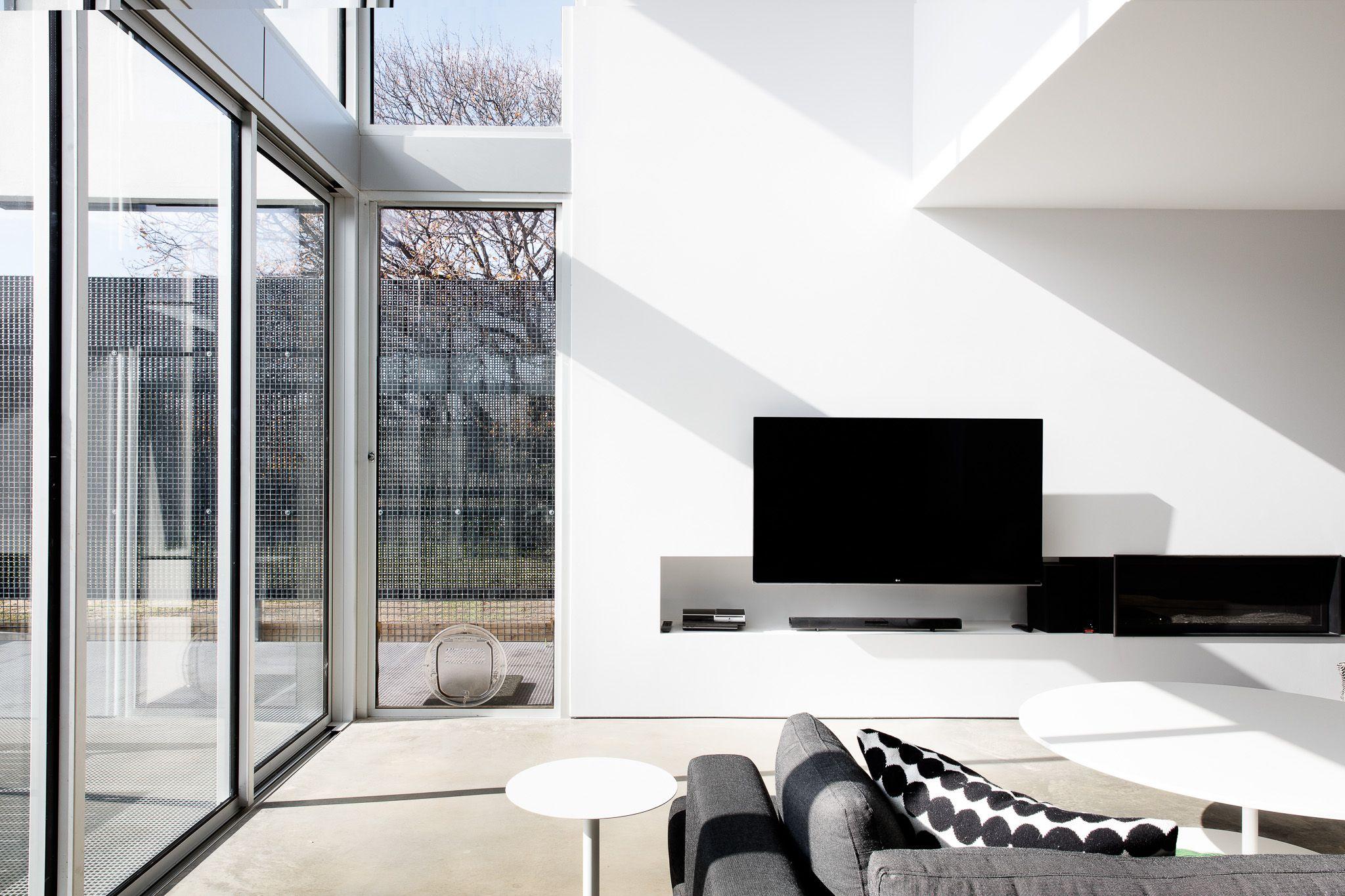 Modern Residence in Australia Architects Robert Troup
