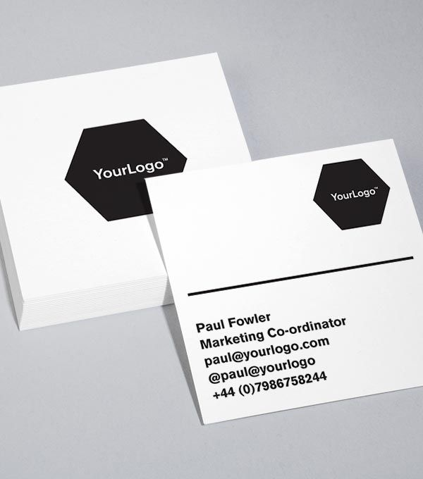 Browse square business card design templates moo canada create customised square business cards from a range of professionally designed templates from moo choose from designs and add your logo to create truly reheart Gallery