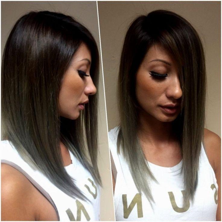 Image Result For Long Aline Haircut New Hair Ideas Pinterest