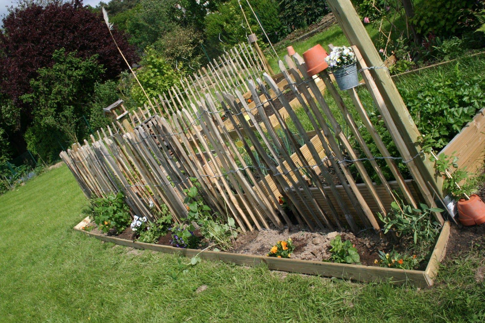 Bordure : Bordure De Jardin Potager ~ Meilleures idées pour la ...