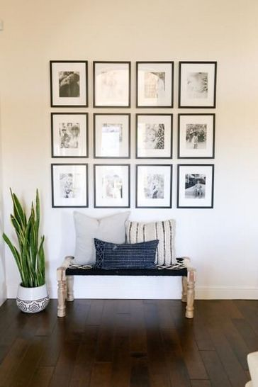 Gallery wall decor ideas to show sweet memory also in home rh pinterest
