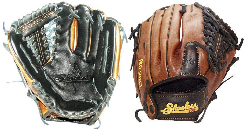 11 1 2 Inch Modified Trap Pro Select Series Youth Baseball Gloves Baseball Glove The Selection