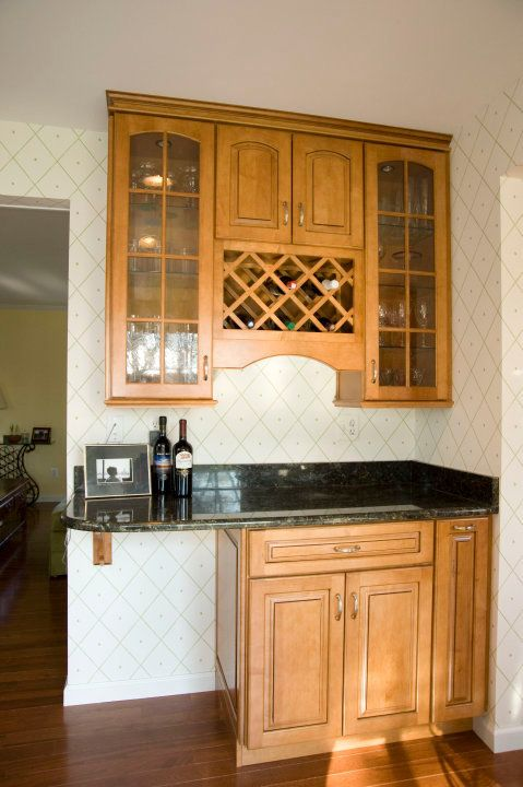 Wine Central! Taylor Made   Entertain! Pinterest Wine, Wine   Kitchen  Cabinet Contractors