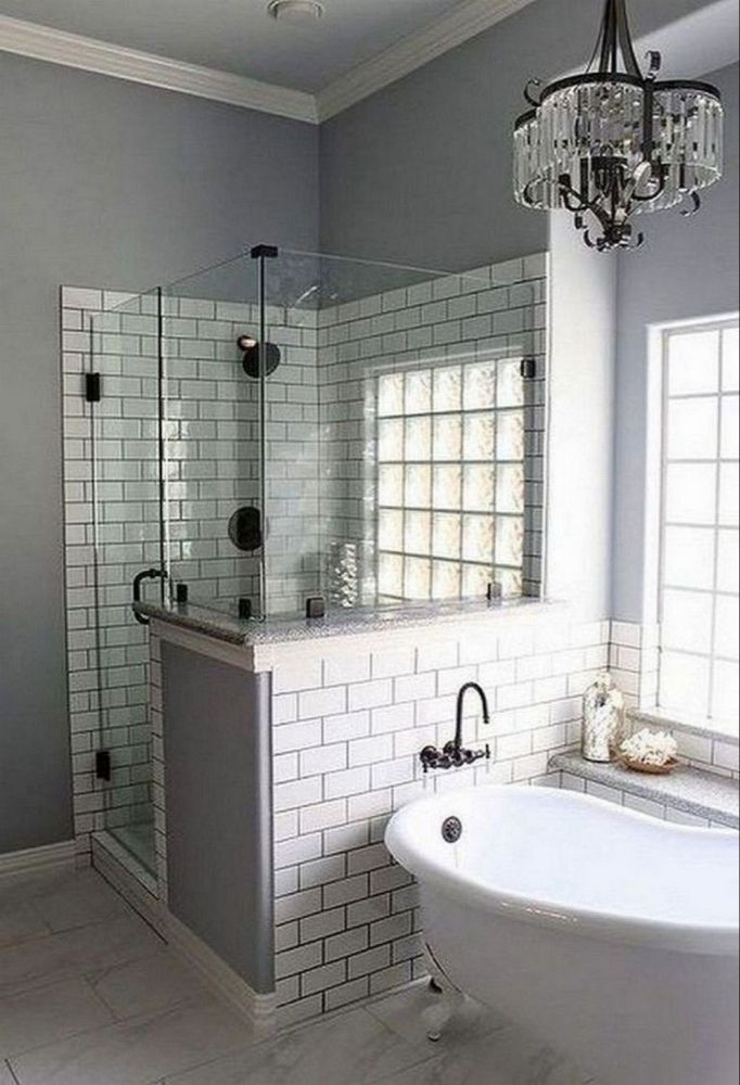 72 beautiful urban farmhouse master bathroom makeover in on beautiful farmhouse bathroom shower decor ideas and remodel an extraordinary design id=31136