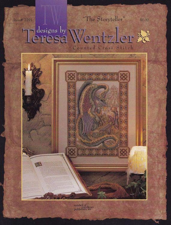 The Storyteller By Teresa Wentzler Symbols Of Excellence Publishers