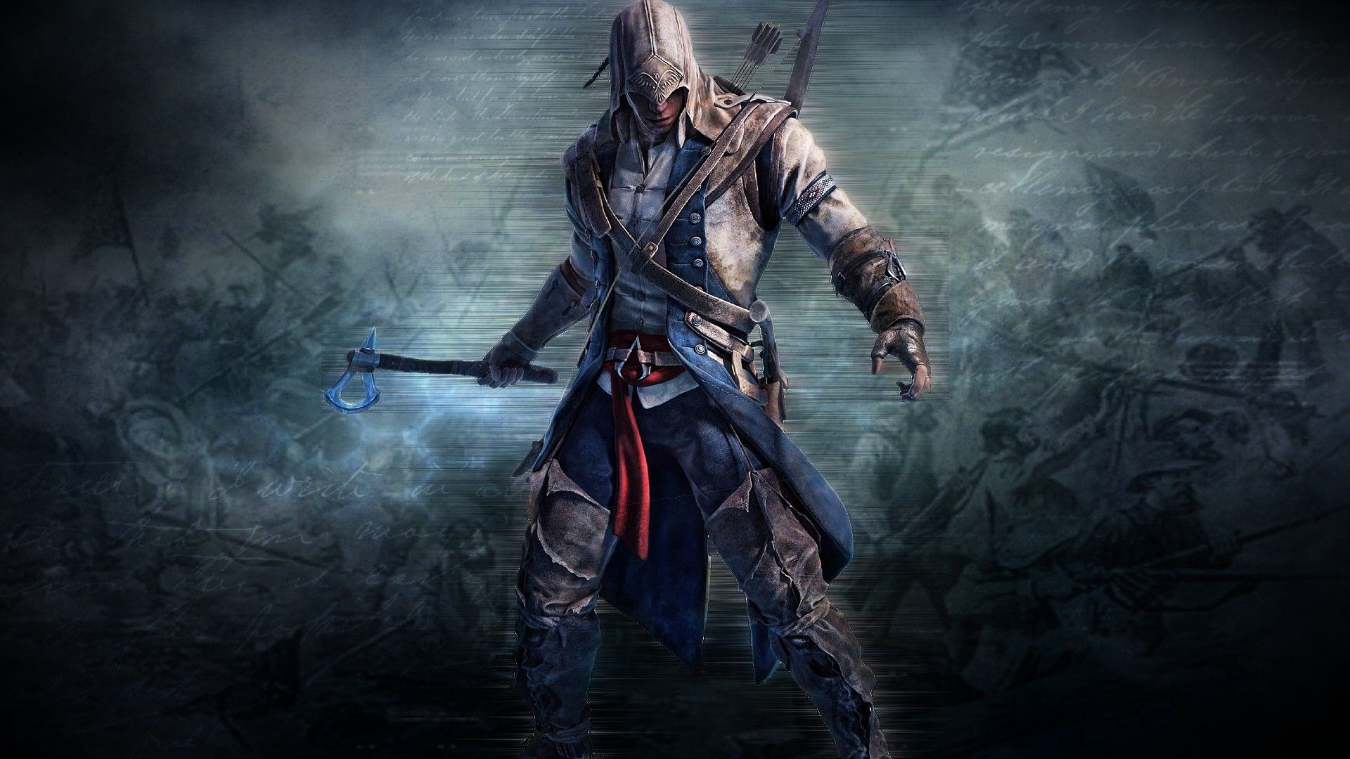 assassin's creed connor wallpaper for android ile ilgili