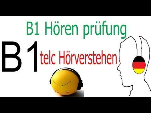 Zd B1 Sprechen Prüfung Goethe Institut Zertifikat B1 Sprechen