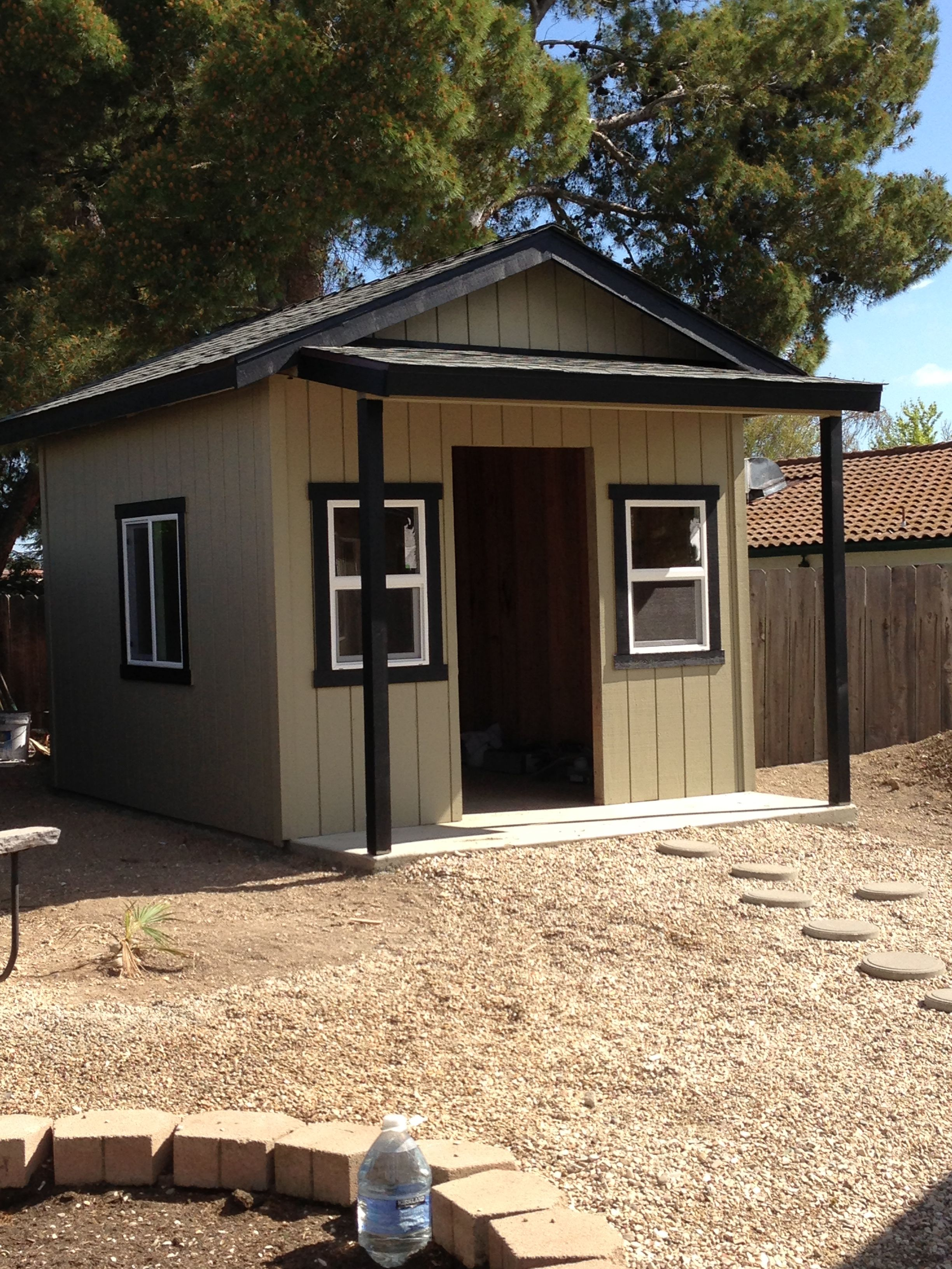 garage bedroom addition%0A    x      shed   guest room