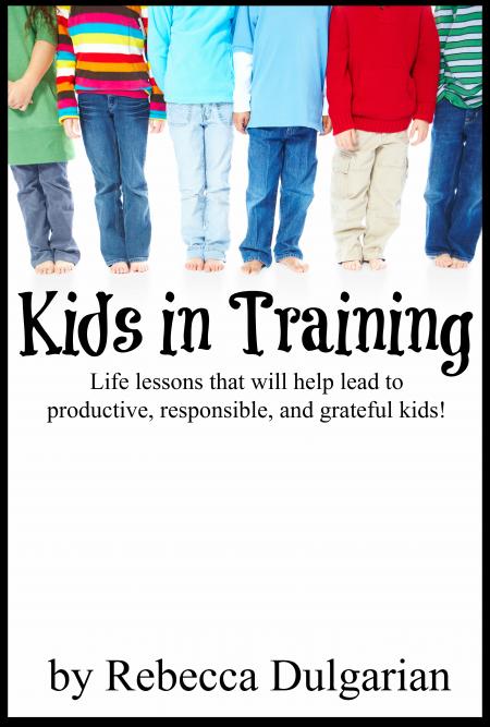 Kids in Training e-book from @Rebecca Dulgarian