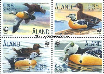 [WWF - Ducks, tipo ]