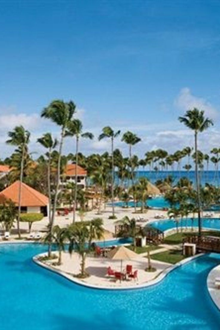 Dreams Palm Beach Punta Cana Luxury All Inclusive