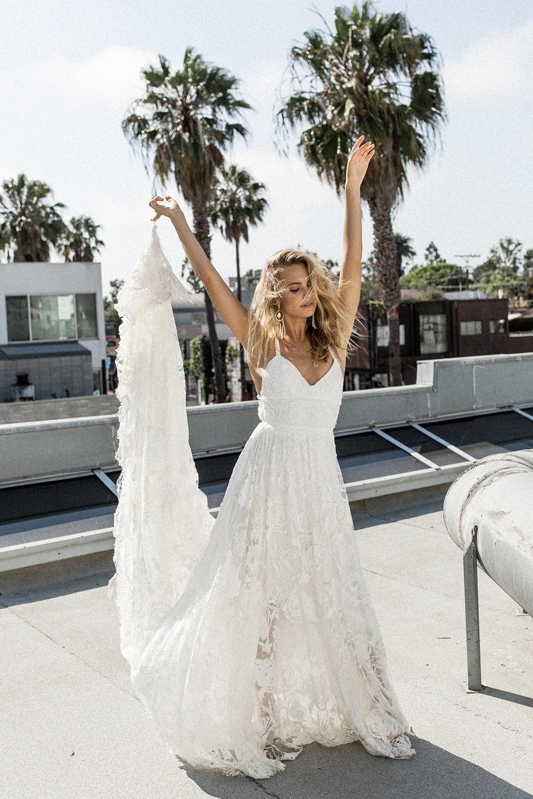 Megan Gown Lace Wedding Dress Grace Loves Lace Cocktail Dress Wedding Summer Wedding Dress Grace Loves Lace [ 1600 x 1067 Pixel ]