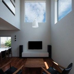 Matsuyama Architects and Associates . Abode of the Continuous Layer . Fukuoka (6)