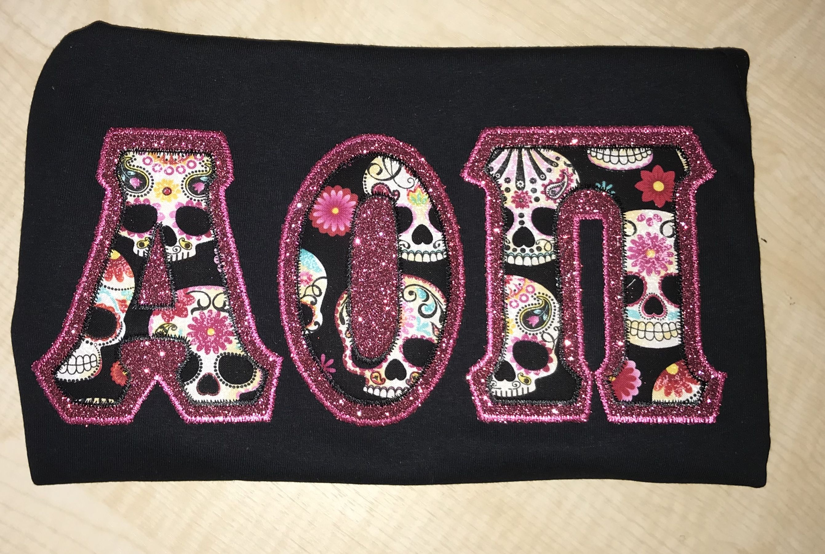 Stitching Letter Letters Sew Embroidery Full Sew